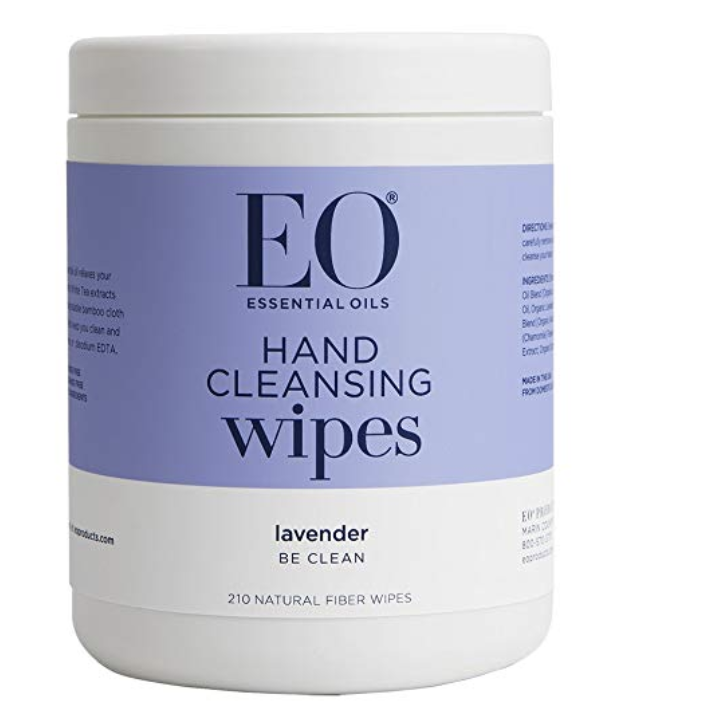 EO lavender wipes