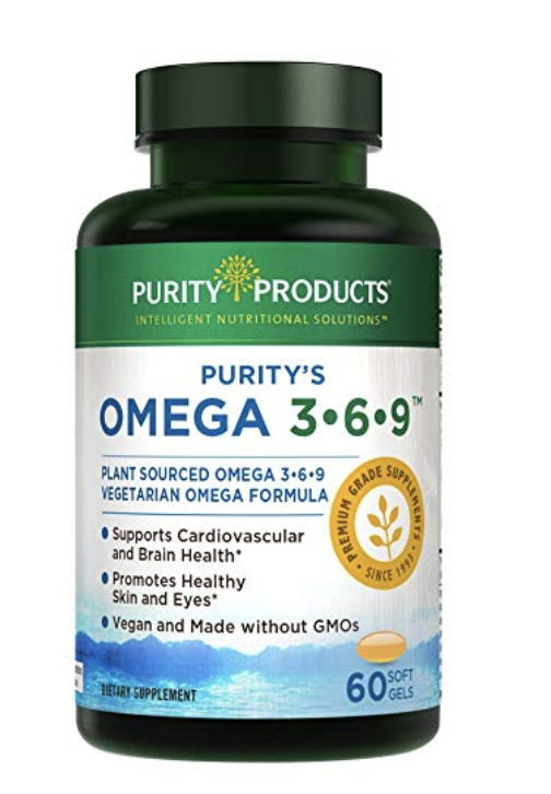 Vegan Essential fatty acid formula