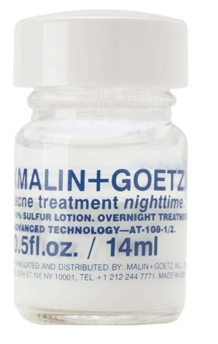 Malin and Goetz sulfur lotion