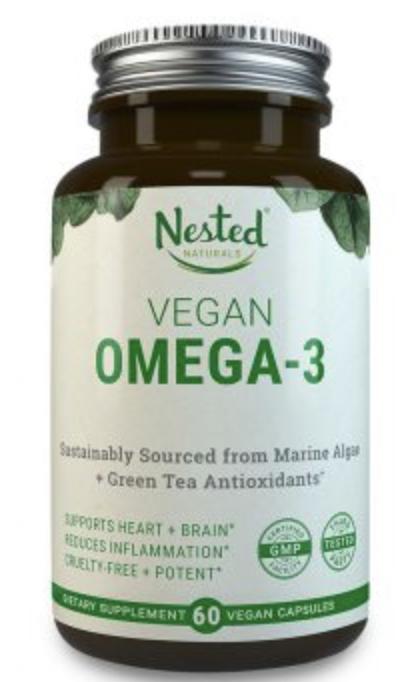 Nested Naturals Vegan Omega-3