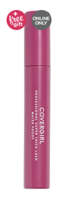 Cover girl professional remarkable mascara
