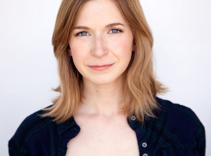 Actress Deanna Rooney