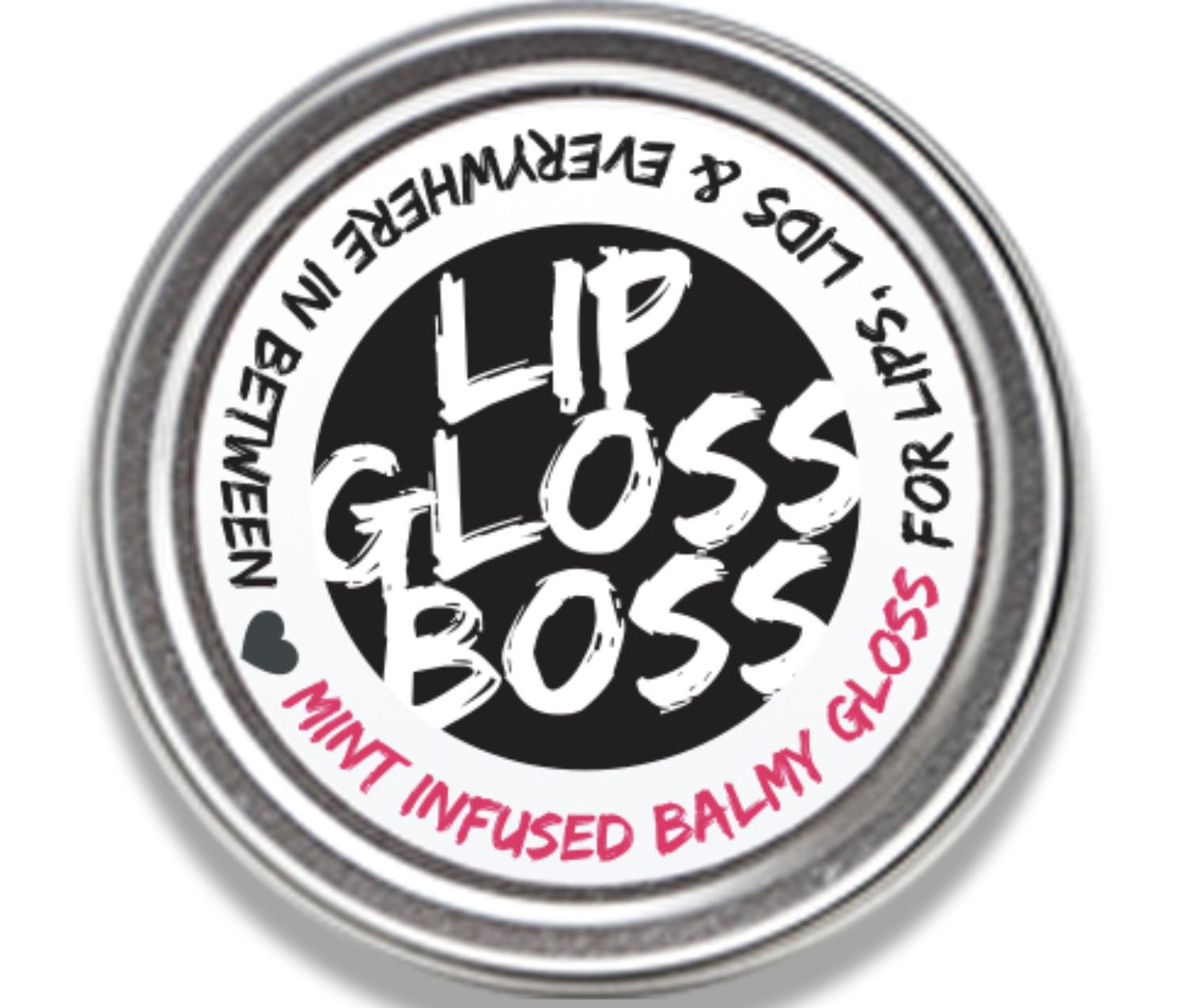 Lip Boss Gloss Balmy Gloss