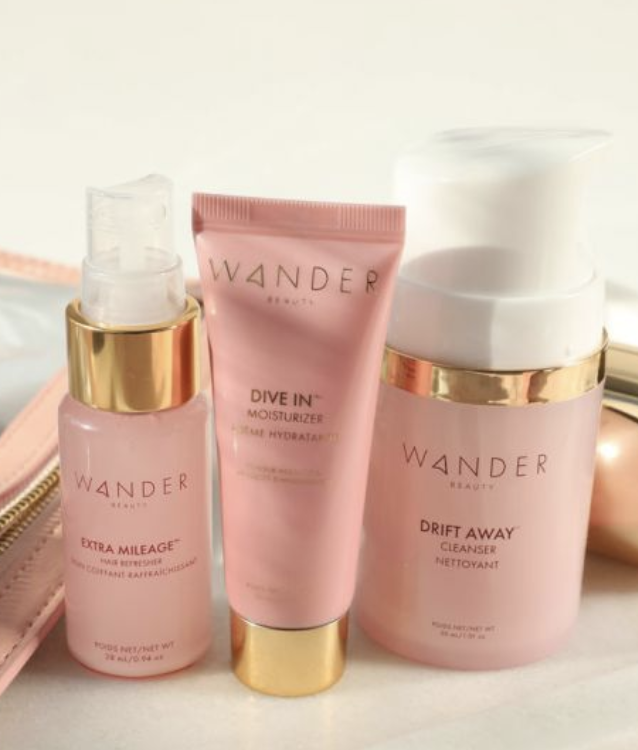 Wander Beauty No Days Off kit