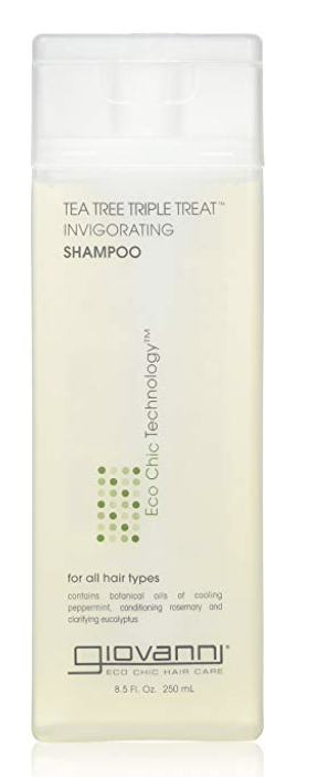 Giovanni triple tea tree treat shampoo