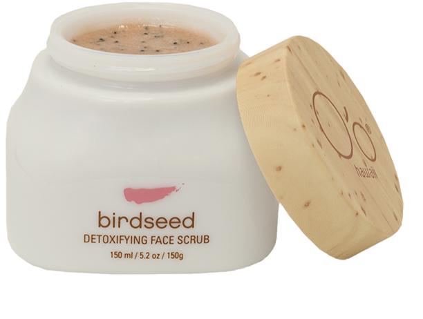O'O Hawaii Detoxifying Face Scrub