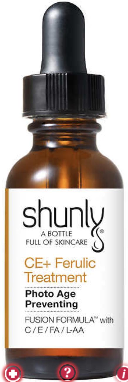 Shunly CE+ Ferulic Treatment