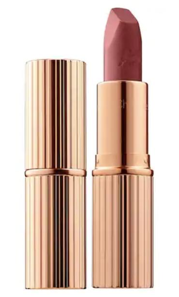 Charlotte Tilbury Hot Lips lipstick in Secret Salma