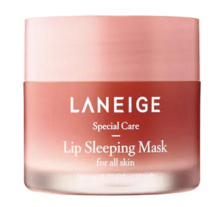 Lineage lip sleep mask