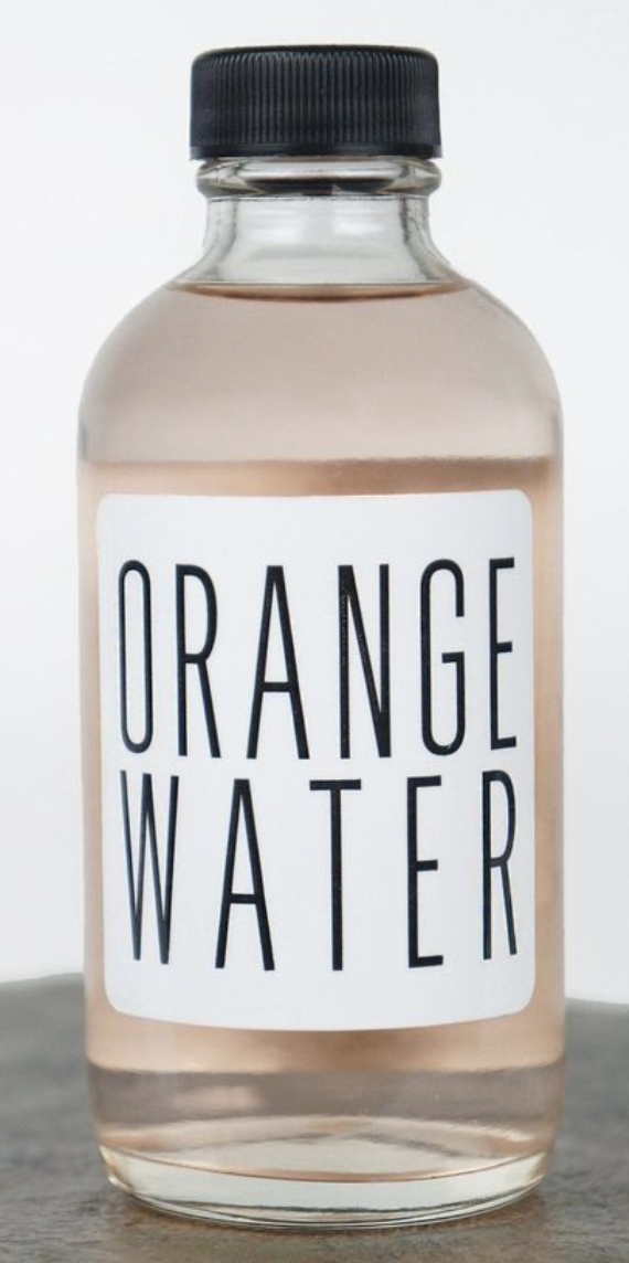 House of Intuition Orange Water