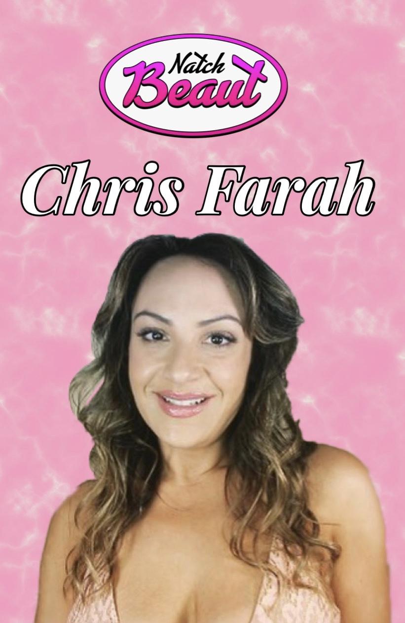 Comedian Chris Farah