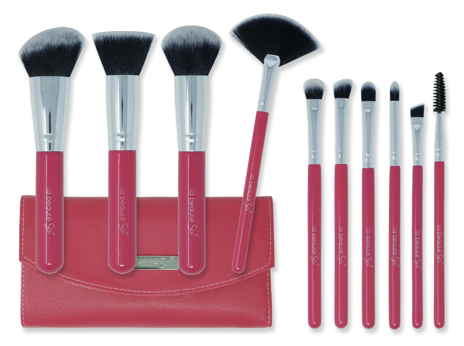 La Beaute Soi makeup brushes