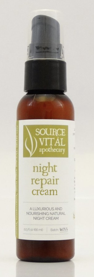 Source Vital apothecary Night cream