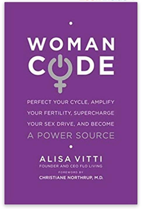 Woman Code by Alisa Vitti