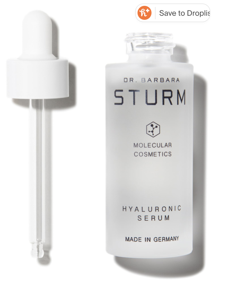 Dr. stürm hyaluronic serum