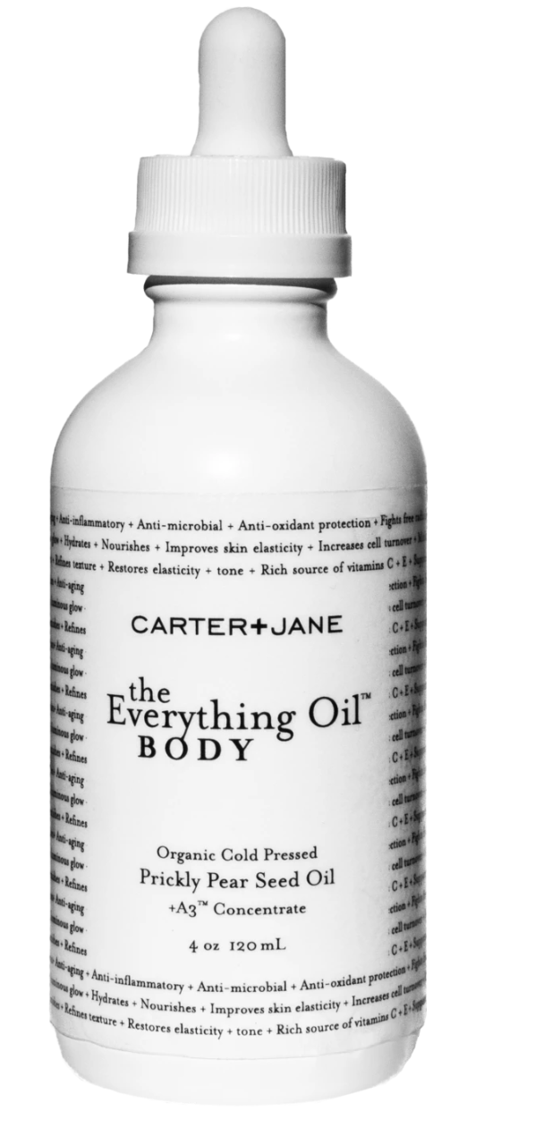 Carter and Jane The Everything Oil Body