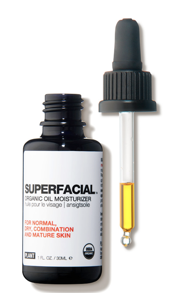 Plant apothecary Superfacial organic oil moisturizer