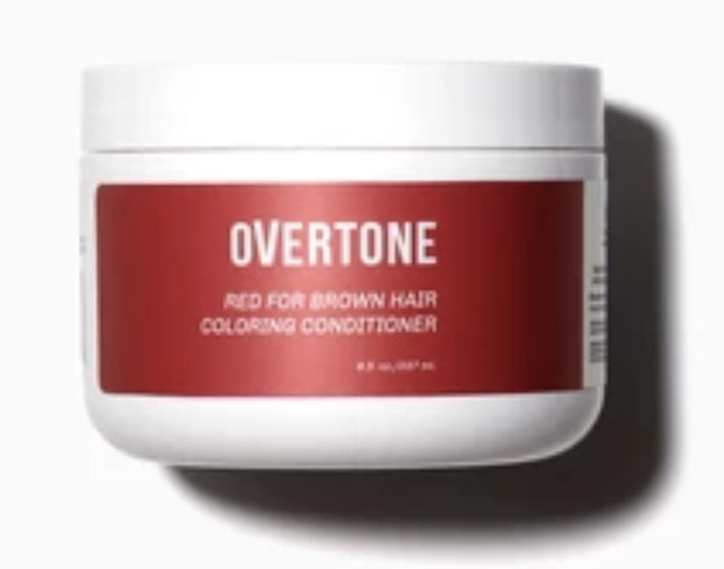 Overtone pigmented conditioner
