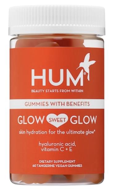 HUM nutrition Glow sweet glow gummies