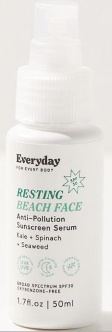 Everyday for Everybody Resting beach face serum