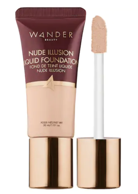 Wander beauty nude illusion foundation
