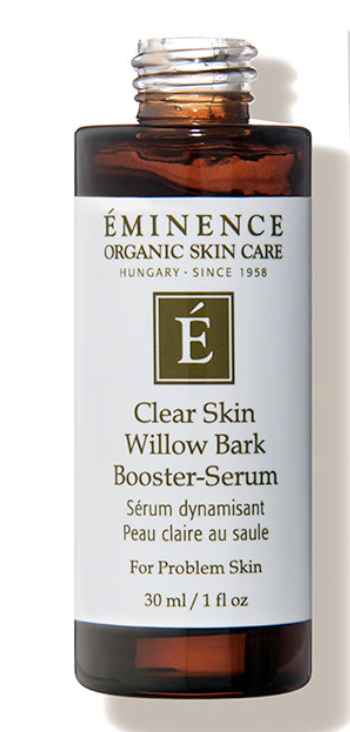 Eminence willow bark booster serum
