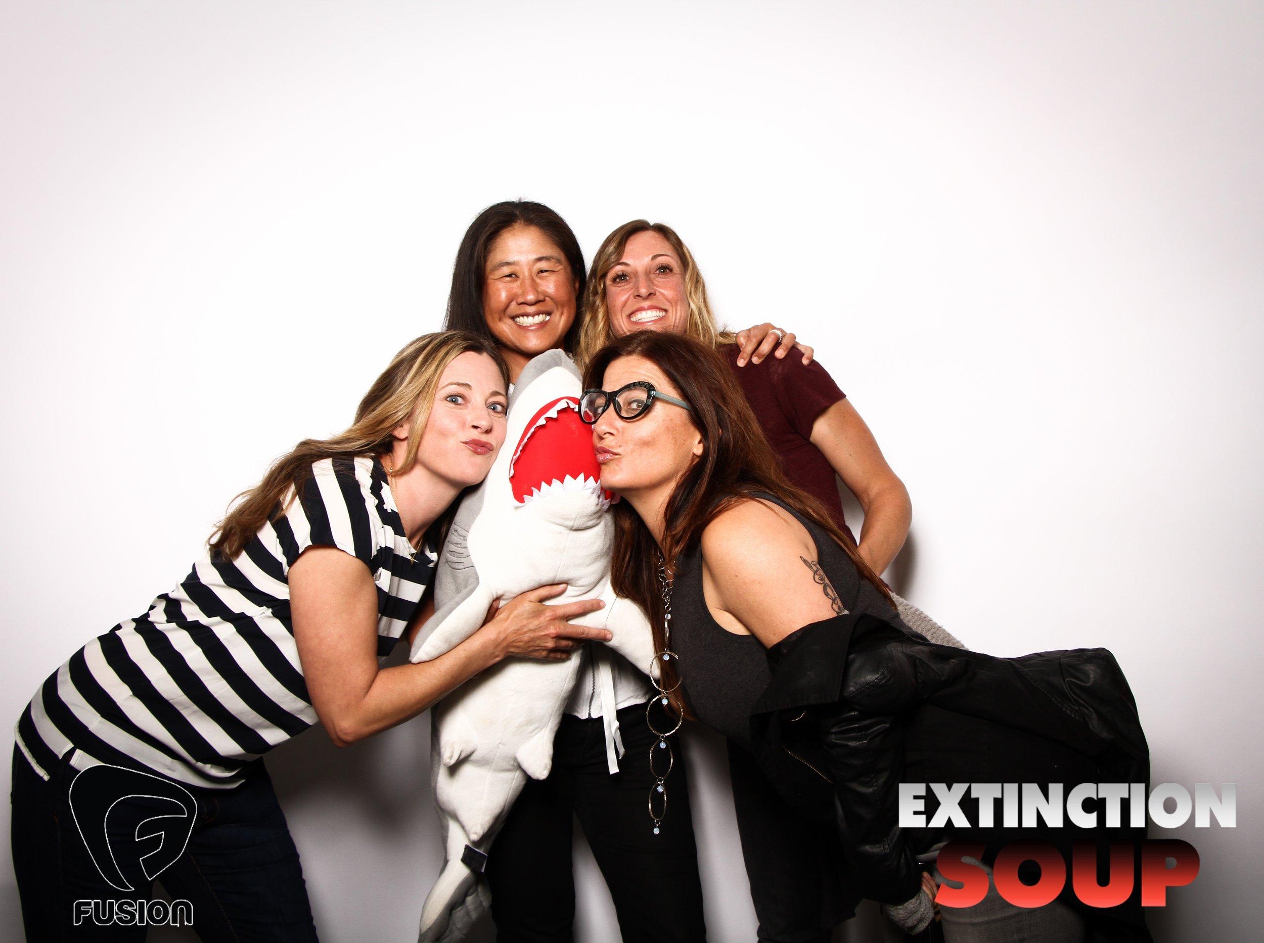 Photo booth fun with shark 6