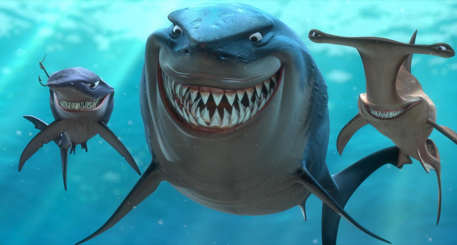 Pixar's  Finding Nemo