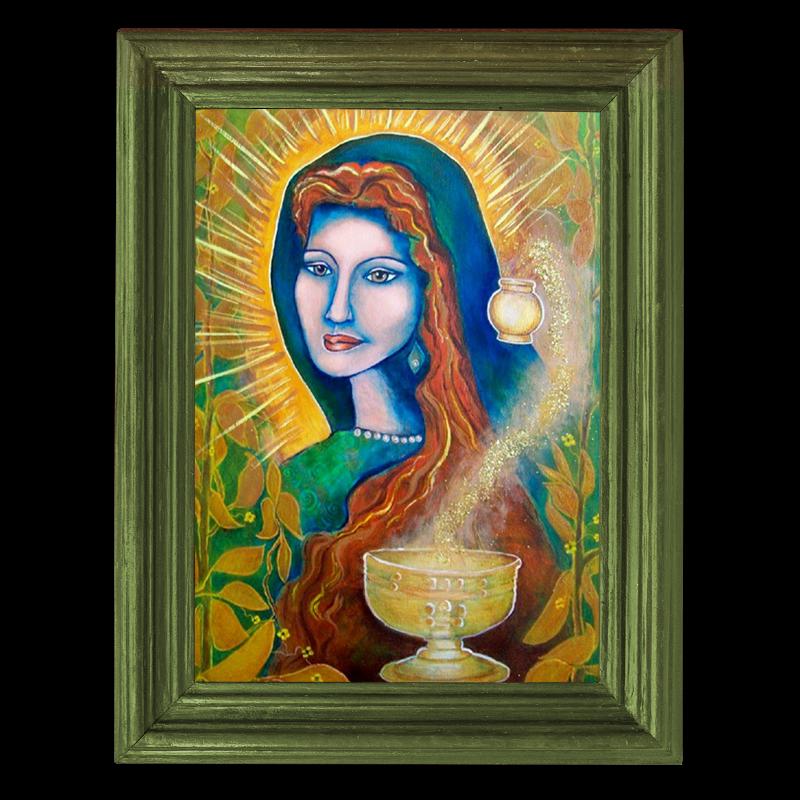 Feminine Divine -