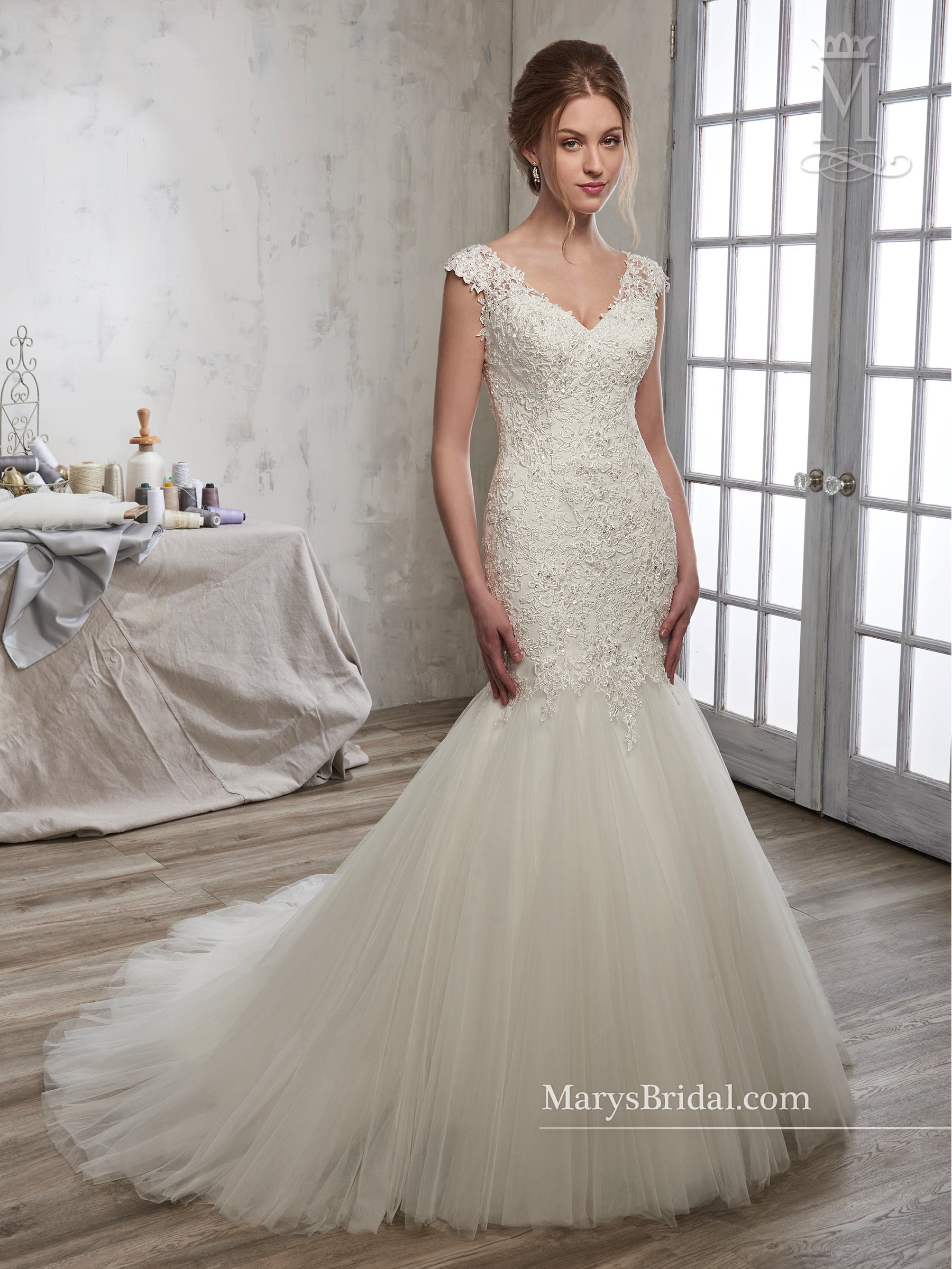 Mary's Bridal 6581 - Clearance Price : 1095$