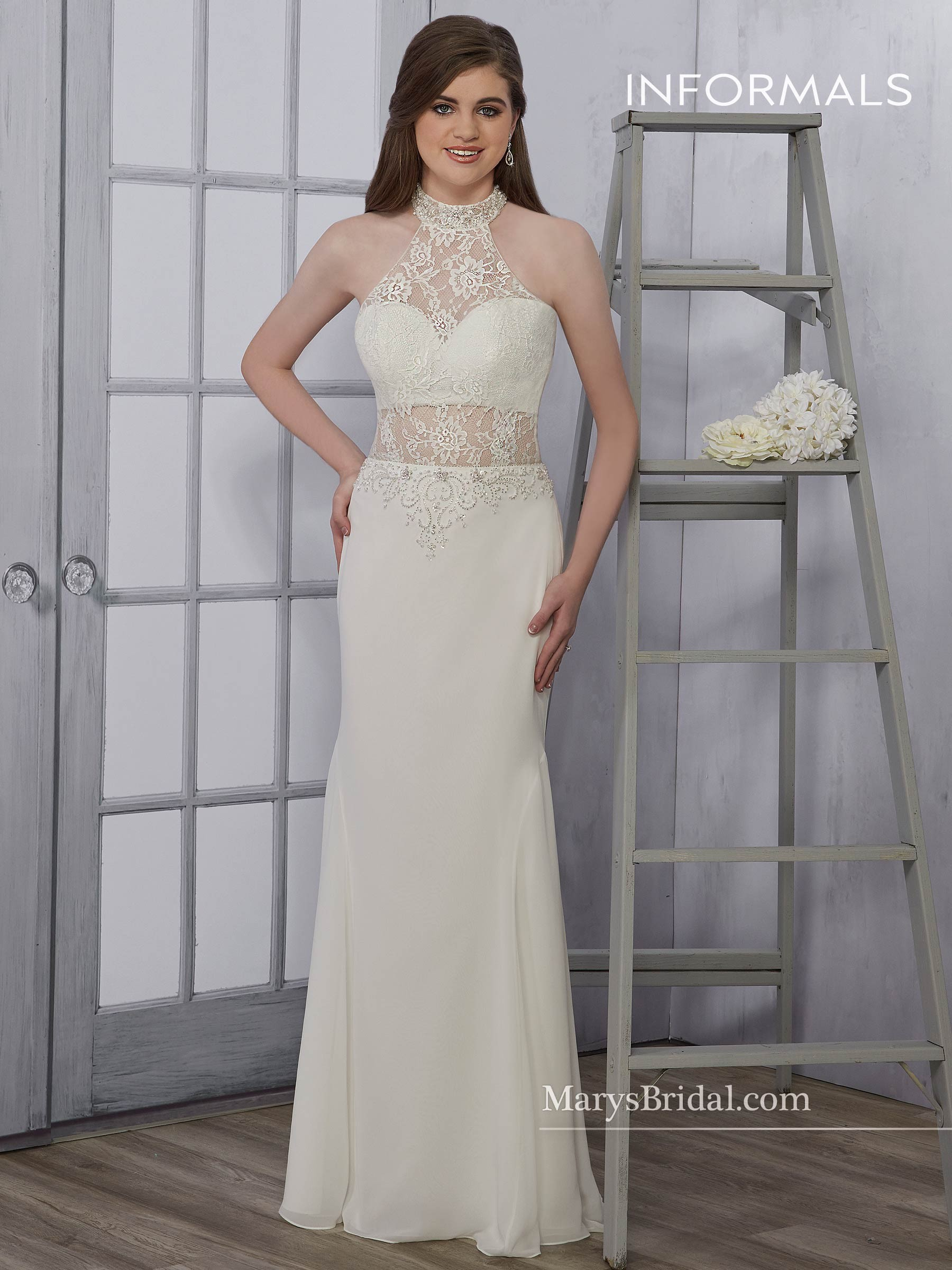 Mary's Bridal Informal 2683 - Clearance Price : 550$