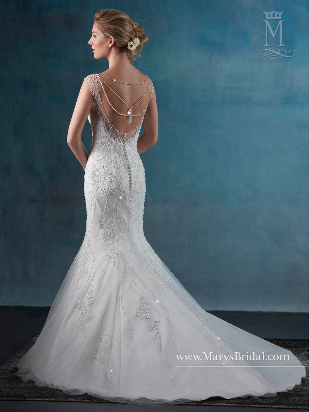 Mary's Bridal 6559 - Clearance Price : 1095$