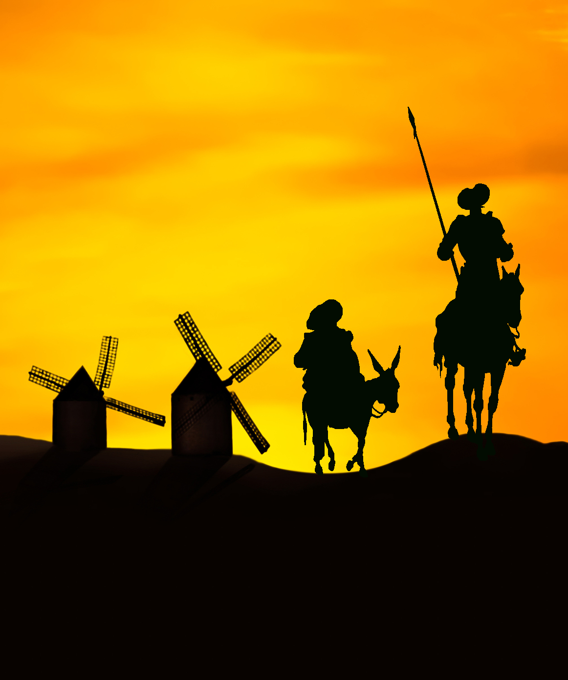 Man of La Mancha - by Dale Wasserman and Mitch LeighDirected by David MetcalfJuly 2019To wrap up our Season, we will be presenting a classic story of the