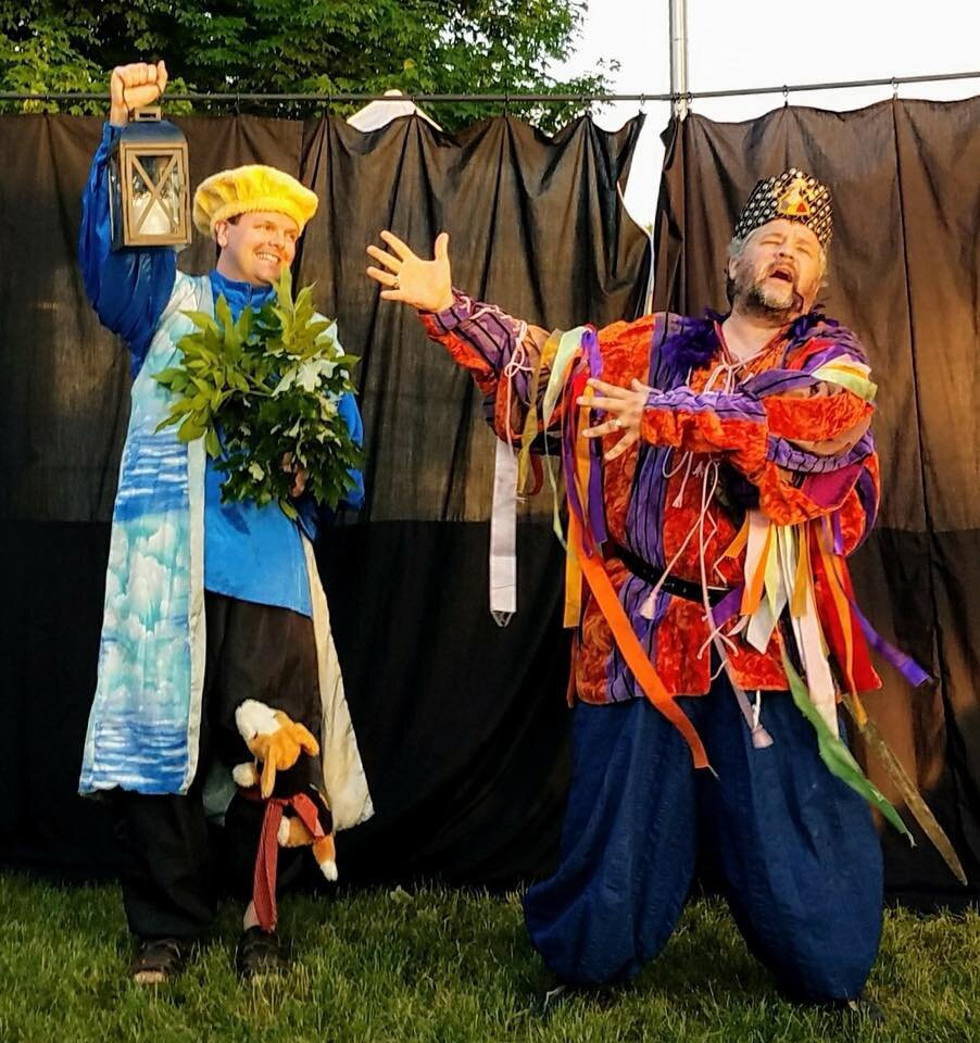 Shakespeare in the Park - Directed by David MetcalfJuly 2019We will be presenting a traveling show this summer! Keep an eye out for an announcement that will be coming with performance dates!