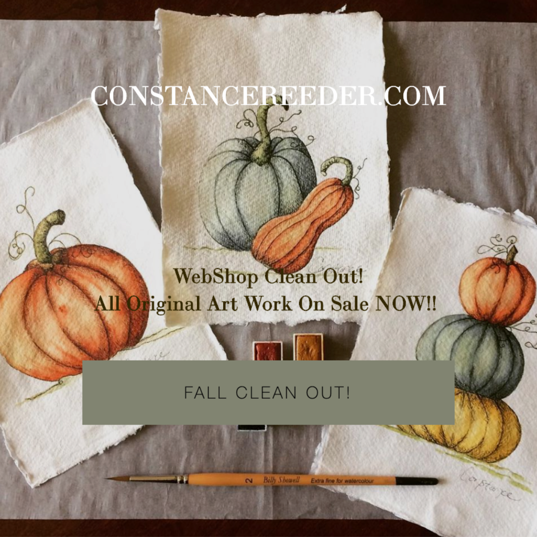 Fall Clean Out Sale!