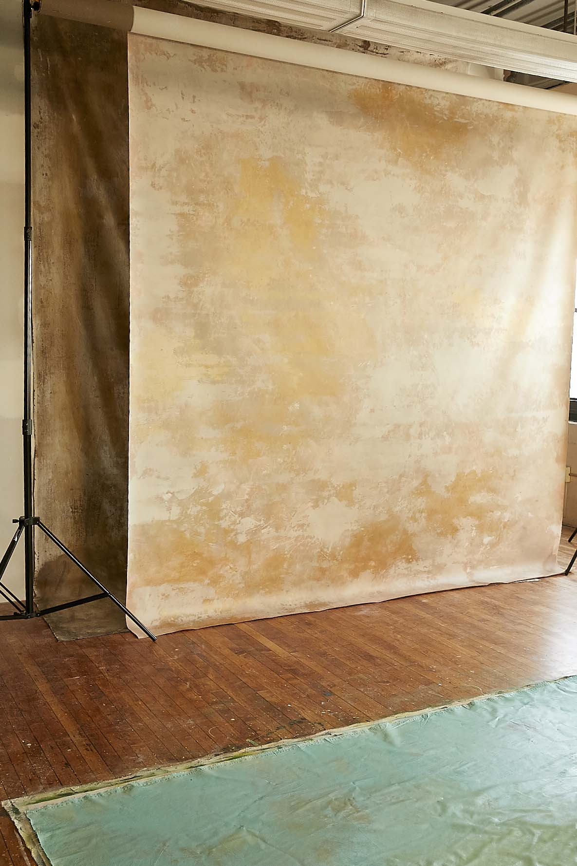 Dusted Backdrops -