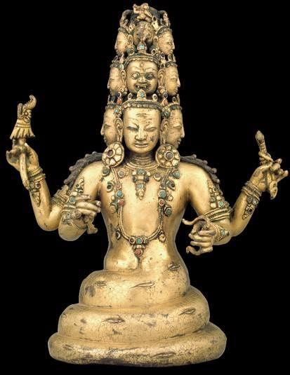 Rahula, The Dharma Protector