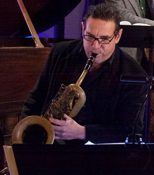nathaniel schleimer,  Saxophone & big band
