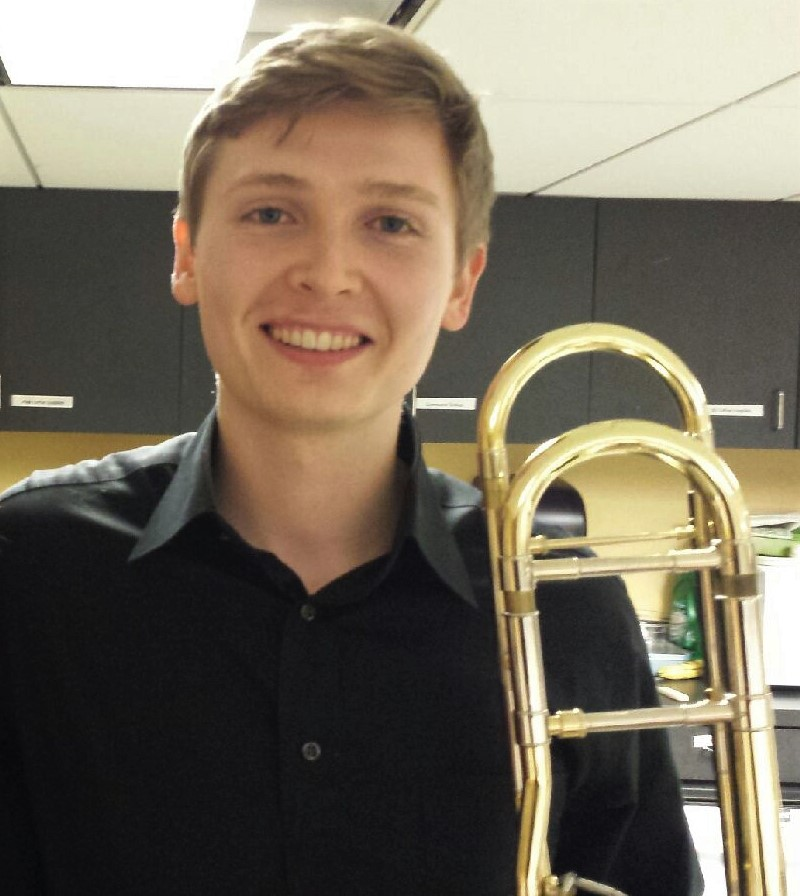 GRANT REED,  TROMBONE/LOW BRASS