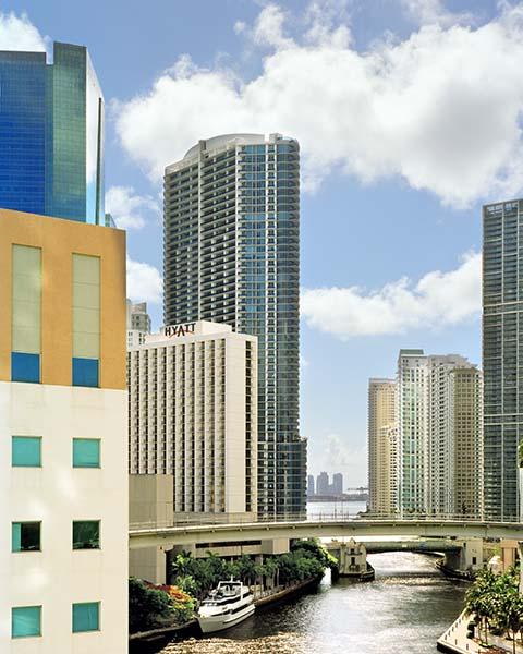 Miami River, Miami, 2010