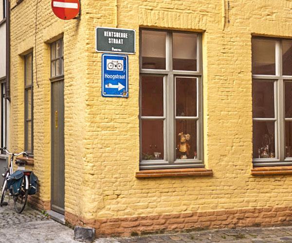 Bruges, Autumn 2012