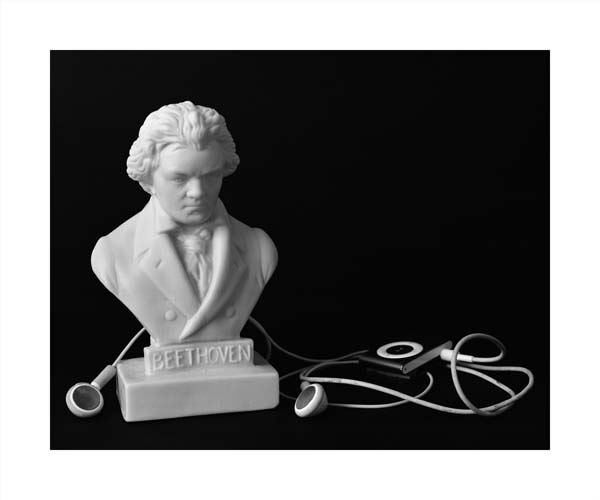 Beethoven and the Ipod, 2009