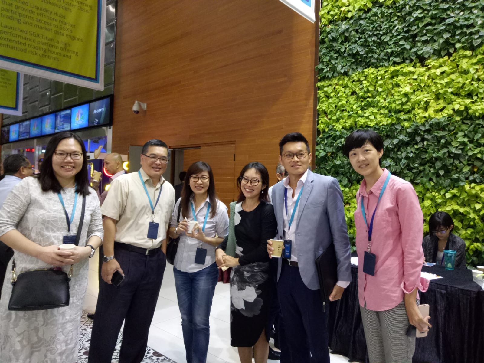 Blossom Seeds - Shared Services Charities (SGX)