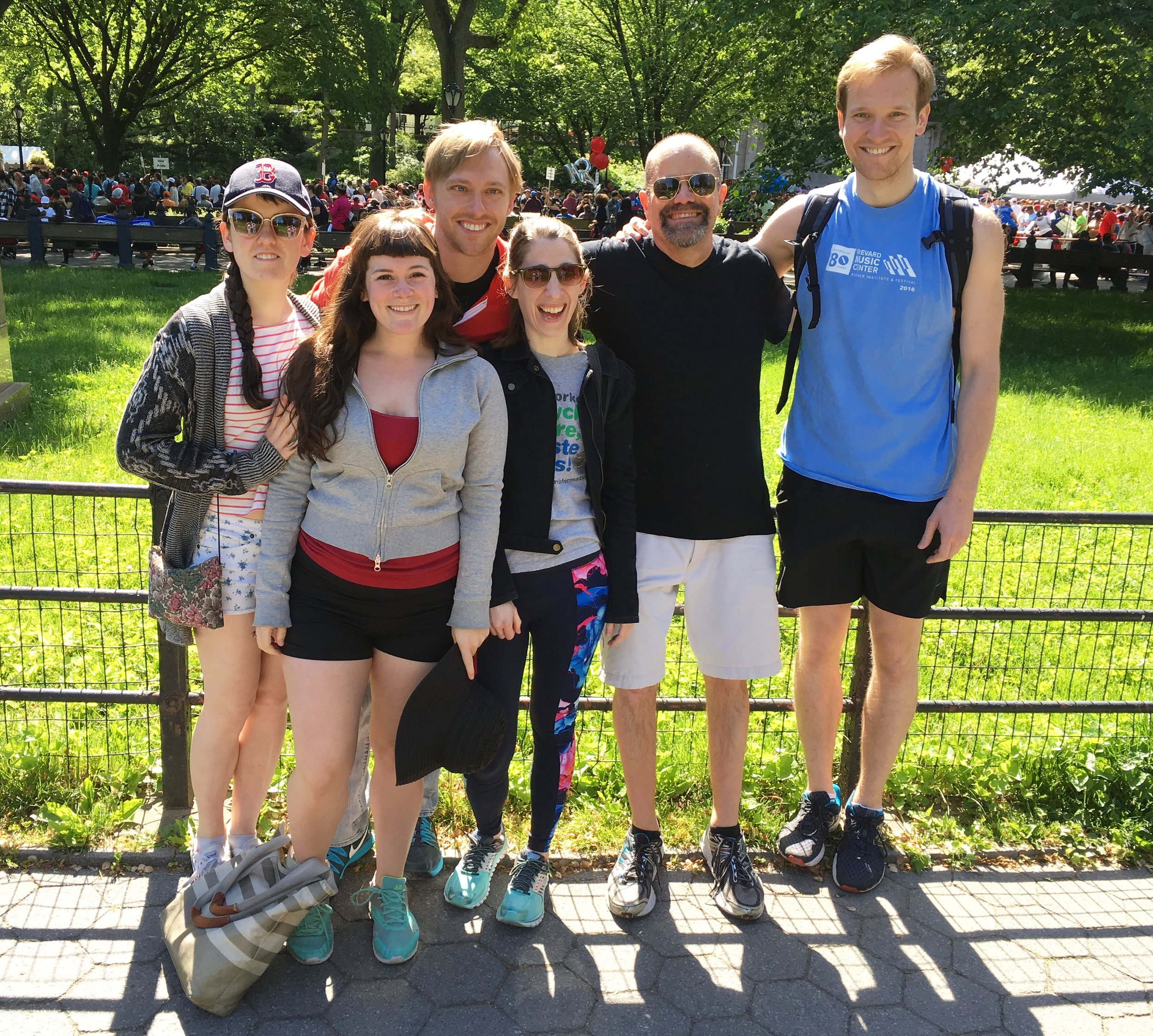 Team Shrill FTW! - A few of our Shrills and Shrallies walked to support the cure and care for those with HIV/AIDS at the 2017 NY AIDS Walk. Together with our friends and families, we raised $550 to donate to the cause.May 21, 2017
