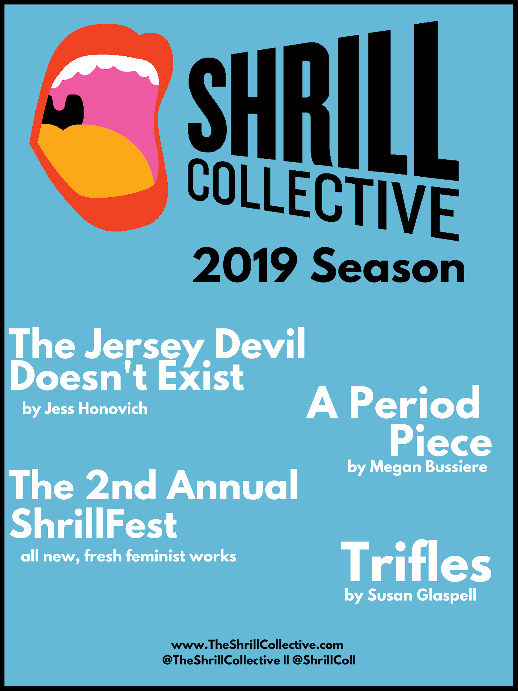 The Shrill collective 2019 season.jpg