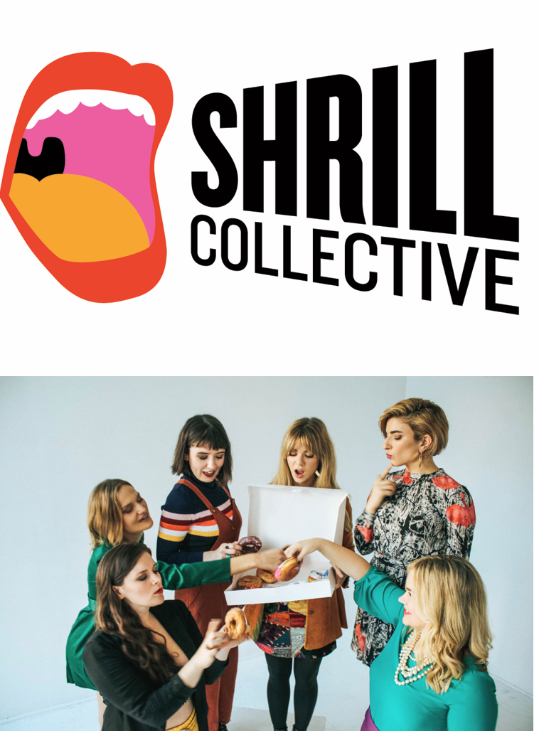 New Year, New Look, Same Shrills - We're THRILLED to finally reveal what we've been working on for quite some time; a vision we've had for our collective from the start…In addition to our fresh new LOGO & GRAPHICS (Lizzy Dee Studio), SHRILL SHOTS (LASH Photography), and REVAMPED site (our in-house social media manager), we're ready to expand.WE ARE NOW OFFERING: Shrill Membership, Workshops & Group Volunteer Events for members & non-members, and more!Take a look around our site to find out what's new & how YOU can get involved!February 4th, 2019