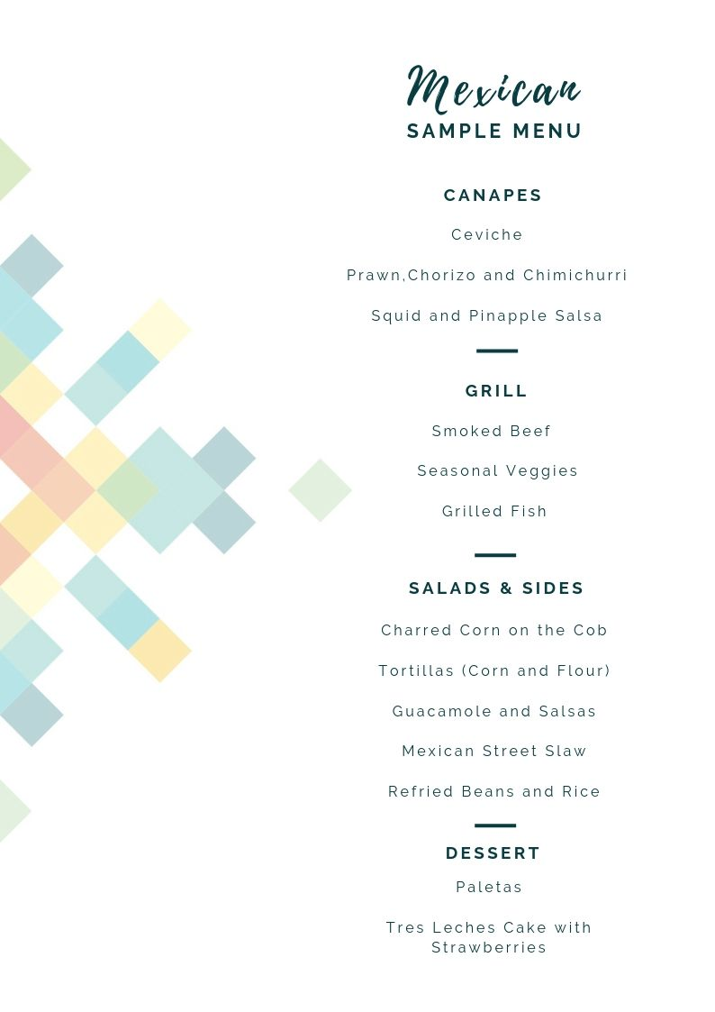 Mexican Sample Menu by El Huichol.jpg