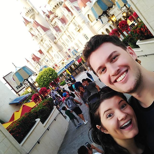 #tbt to Tone's term break at the end of January. Highlights included going to Universal Studios and taking lots of naps. Also proof that I've never grown out of being a spaz (see last photo). I miss this and already can't wait for some quality time together again next month ♥️ #besttravelbuddy #disneylove #itsgunnabemay