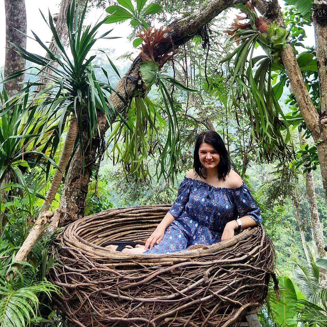 Whitney in Bali