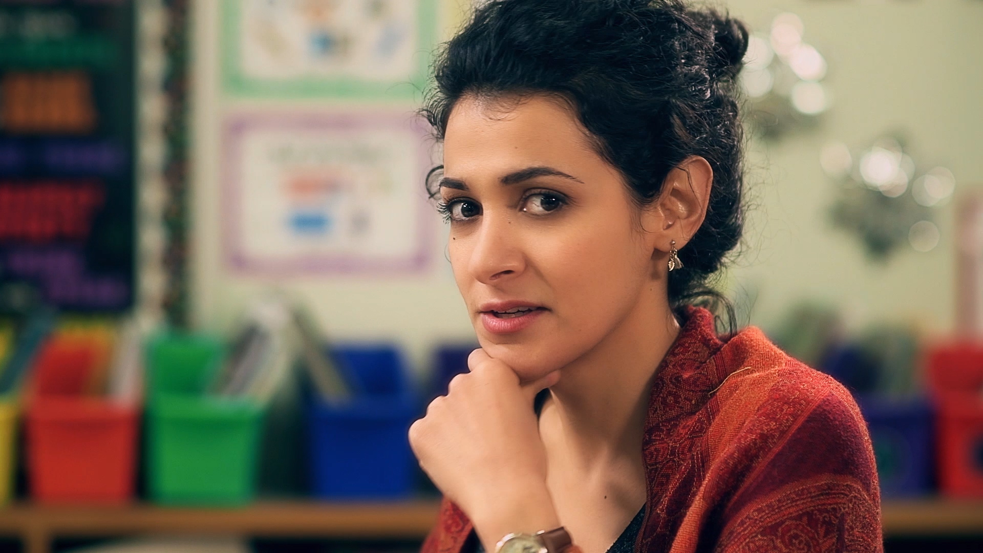 Atra Asdou stars in Other People's Children, Courtesy of Lion and Mouse Productions